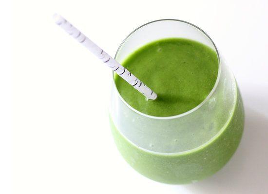 Vegan Detox Avocado Smoothie | POPSUGAR Fitness