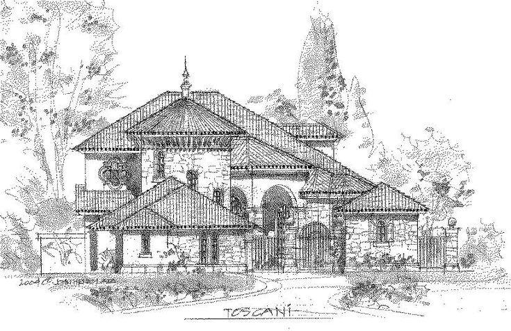 151 best mediterranean italian spanish florida california for New urbanism house plans