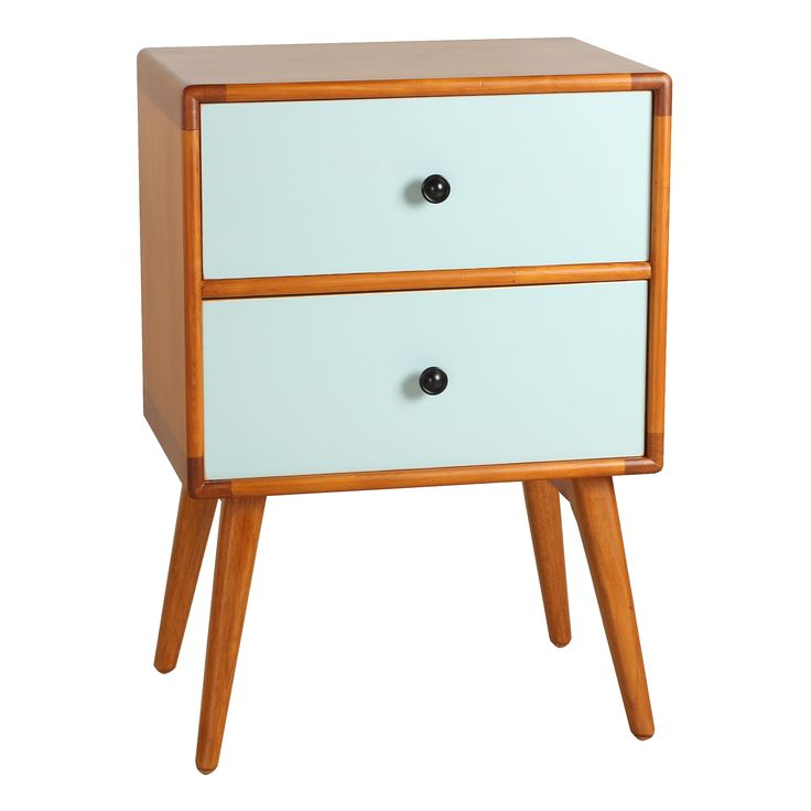 tristan midcentury modern side table