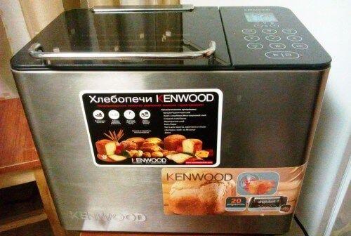 Ремонт ведра и привода лопатки хлебопечки Kenwood BM 450