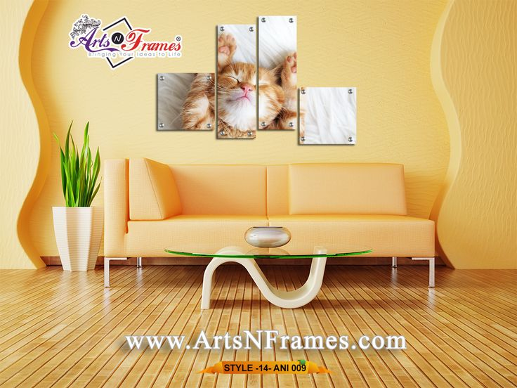 20 best Animal Wall Art Collections From Arts N Frames images on ...