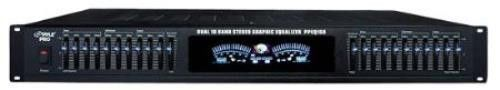 Equalizers: New (1) Ten Channel Equalizer.Stereo L R Control.1Ru Mount.Rack Gear.Audio Play. -> BUY IT NOW ONLY: $89.99 on eBay!