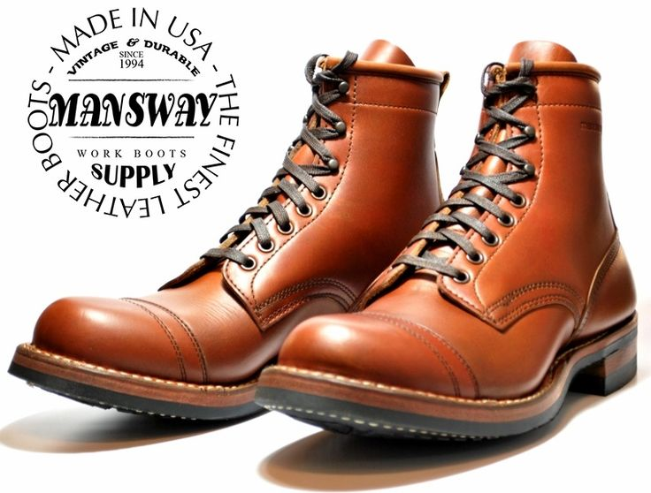 Ready to Ship Boots