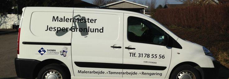 Så fik min gode ven, Jesper Grønlund, sørme også en ny hjemmeside :) Tjek den ud på www.mmjg.dk