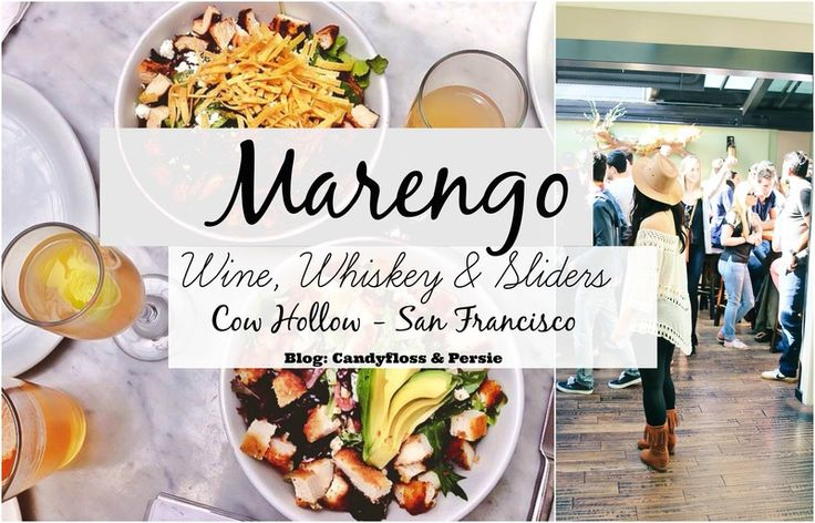 Marengo: Wine, Whiskey & Sliders | Cow Hollow- San Francisco | Candyfloss & Persie