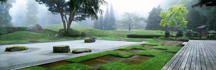 Contemporary Zen Garden Landscape Architecture Pinterest 400 x 300