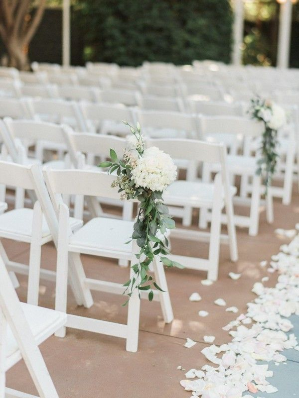 20 Minimalist Outdoor Wedding Aisle Decor Ideas In 2020 Wedding Aisle Decorations Outdoor Wedding Aisle Outdoor Wedding Aisle Decorations