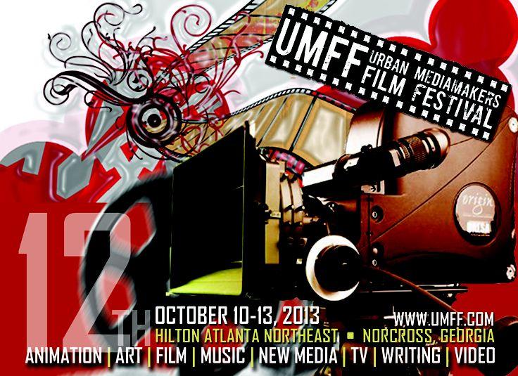 12th Urban Mediamakers Film Festival - October 10, 2012 - Norcross (metro-Atlanta) Georgia USA