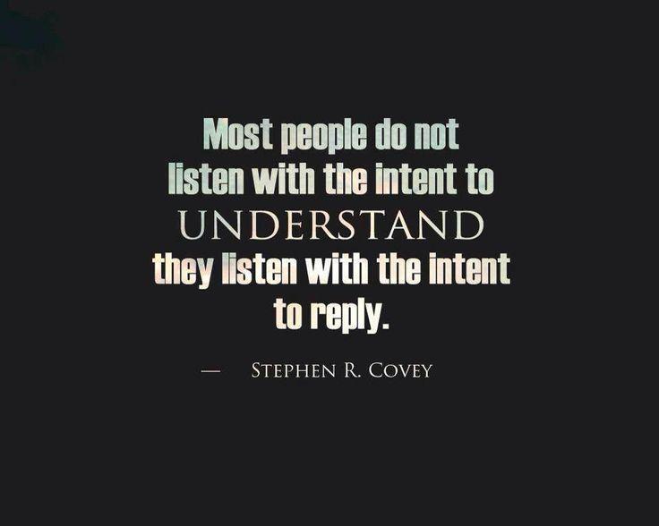 Listening...