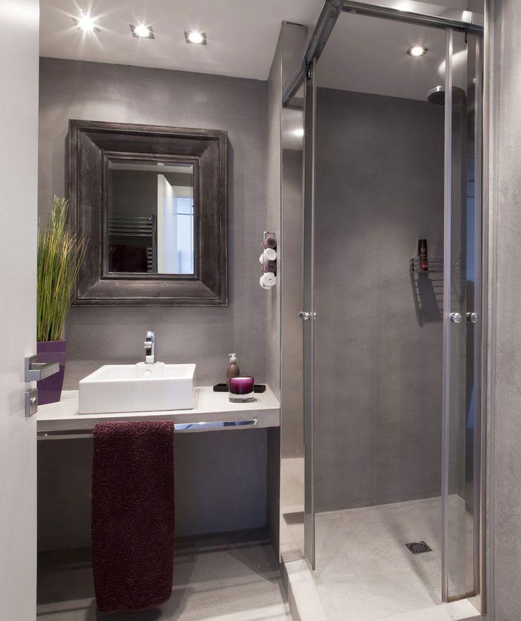 Enjoyable 17 Best Ideas About Light Grey Bathrooms On Pinterest Small Grey Inspirational Interior Design Netriciaus