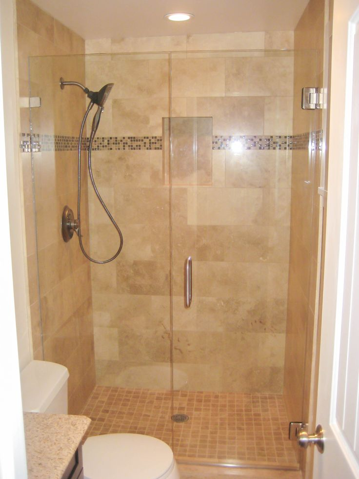 Tile Shower Ideas For Small Bathrooms 26 best bathroom shower images on pinterest | bathroom showers