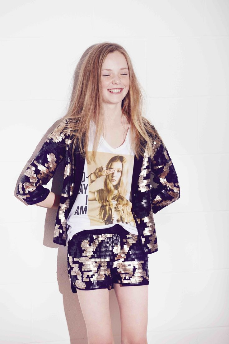Une Fille French teenage fashion for spring 2016 | GIRLS ...