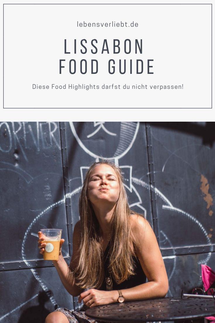 Lissabon Food Guide