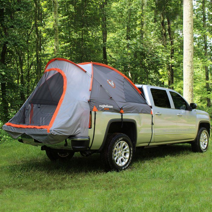 Compact Size Two Person Bed Truck Tent 6
