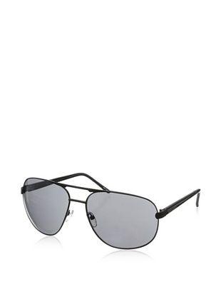 60% OFF Cole Haan Men's 7036 10 Aviator Sunglasses (Black)