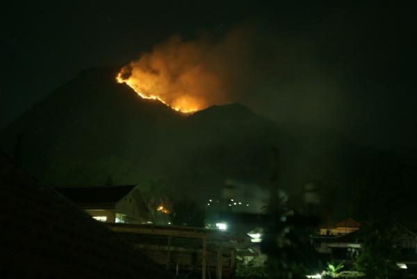 Malang News - Panderman Mountain at Batu city, East Java, Indonesia