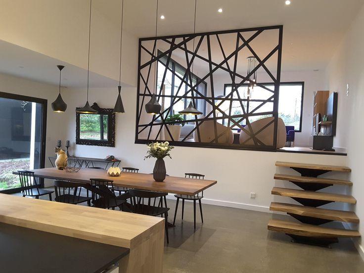 Aménagement d\'une maison contemporaine - Aménagement intérieur ...