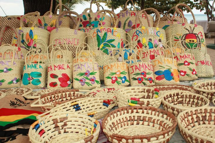 Craft Market Souvenir Craft Items From Jamaica
