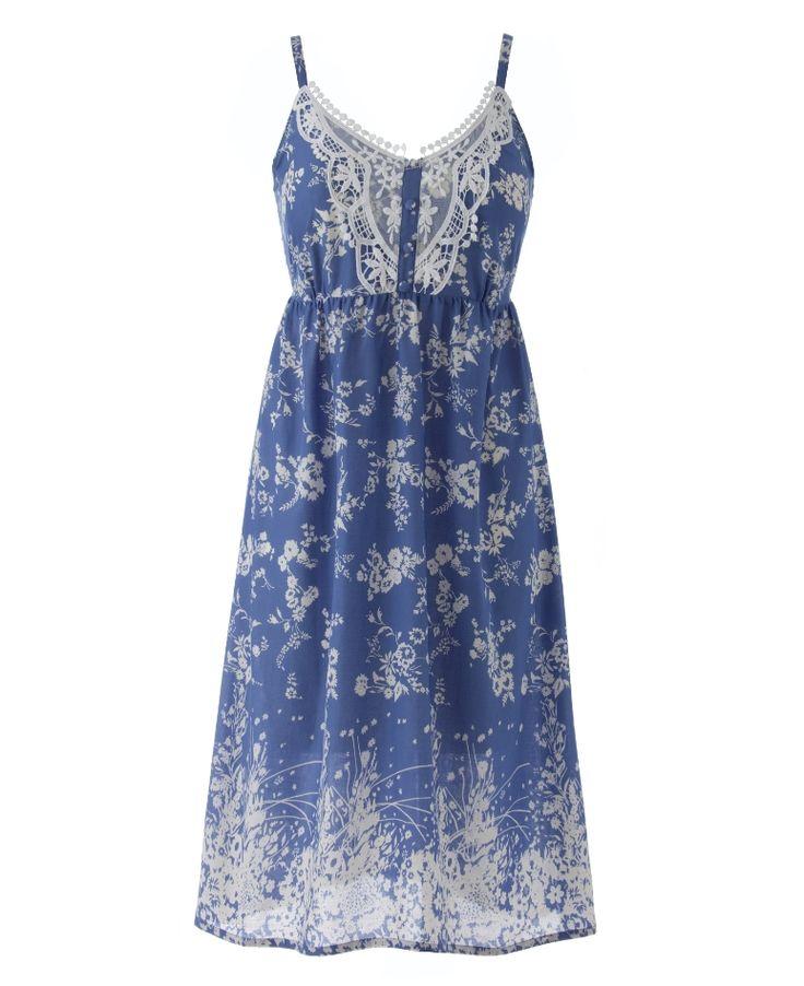 Print Dress - Simply Be