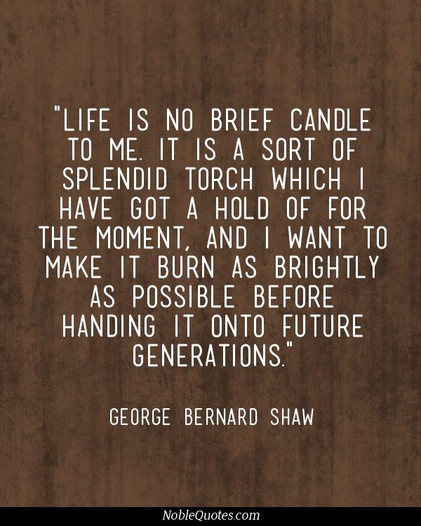 George Bernard Shaw Quotes | http://noblequotes.com/