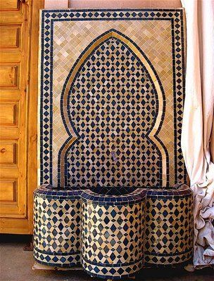 Moroccan Tile Project Update…..Projects   PepperJack Interiors