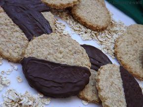 Kipróbált és bevált receptek: Gyömbéres-zabpelyhes keksz