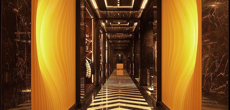 Gilles & Boissier: нью-йоркский бутик Moncler