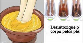 Você sabia que pode desintoxicar o corpo enquanto relaxa os pés cansados?Isso mesmo!Manter os pés saudáveis, principalmente em dias quentes, é indispensável para a nossa saúde geral.O primeiro passo é preparar um bom banho morno.