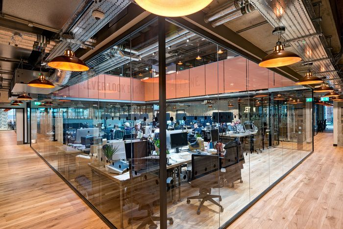 Office Tour Wework Corsham Street Coworking Offices London