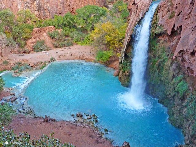 ABD Arizona - Havasu Falls