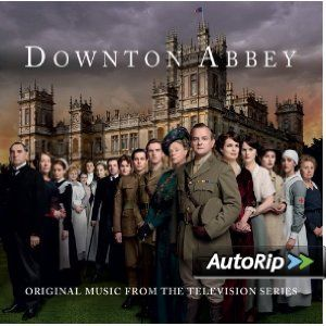 Downton Abbey: Original Music from the TV Series (I *might* be a tad obsessed.)