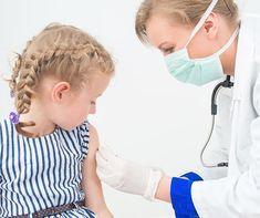 In Deutschland sind nach wie vor zu wenig Menschen gegen Masern geimpft, um die Krankheit auszurotten (Symbolbild).