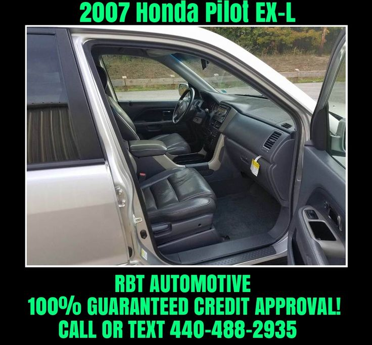 2007 honda pilot lx review