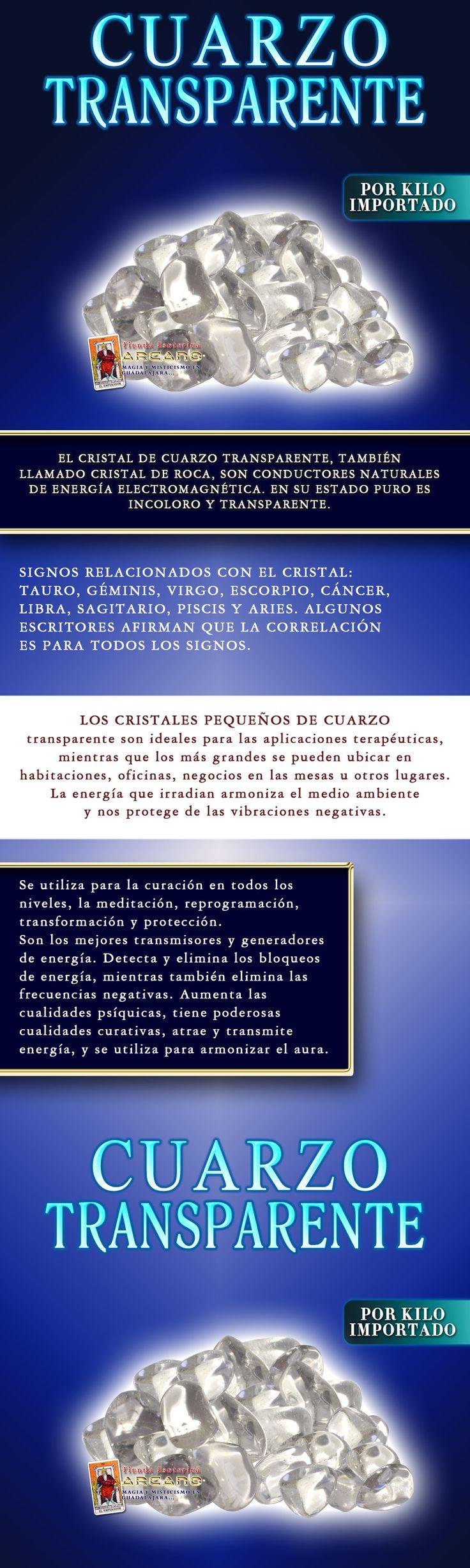 Cuarzo Transparente - Por Kilo Importado - $ 240.00 en Mercado Libre