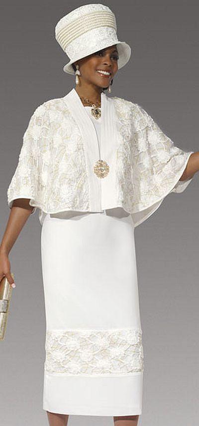 Donna Vinci Couture 5435 Womens Church Suit image