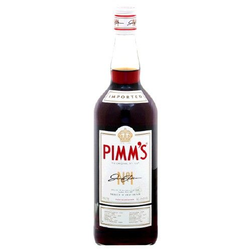 Pimm's No. 1 Cup Liqueur. Add a little mystery to your life. | spiritedgifts.com