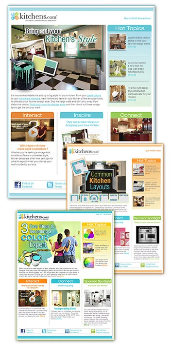 12 best Newsletter Formats images on Pinterest Email newsletters