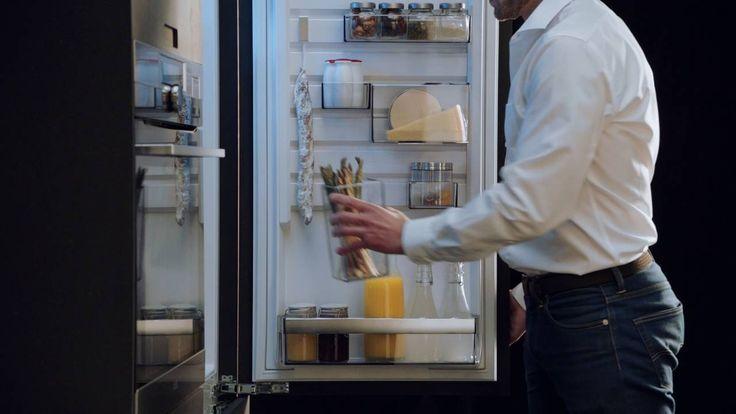 AEG CustomFlex® Refrigerator