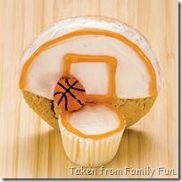 Basketball: Basketball Cupcakes, Sports Parties, Ideas, Basketbal Cupcakes, Birthday, Cookies, Theme Parties, Basketball Parties, Minis Cupcakes