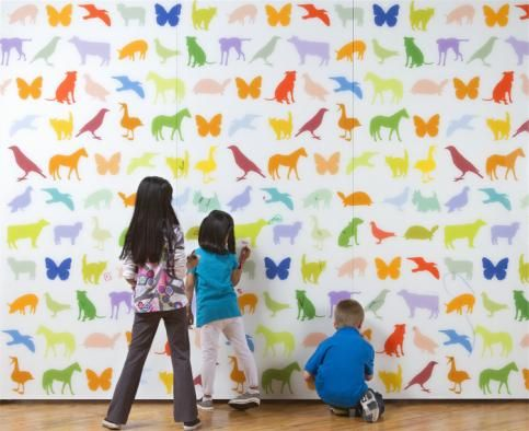 Childrens Library Interior Design
