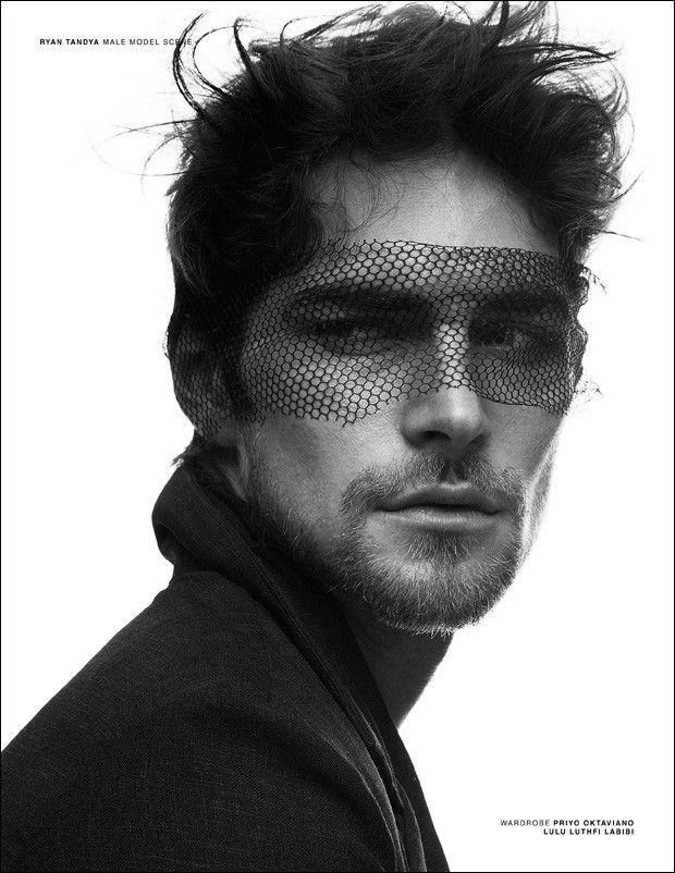 Mike Pishek by Ryan Tandya for Male Model Scene