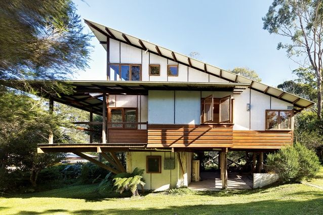 Bawley Point House (1994) revisited - Peter Stutchbury Architecture