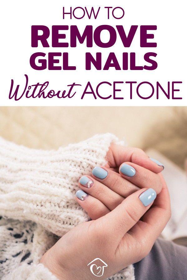 10 Natural Nail Polish Remover Substitutes Easy Healthy Gel Nail Removal Natural Nail Polish Diy Nail Polish Remover
