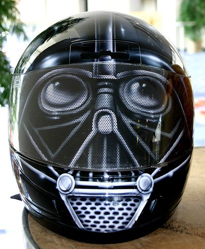 Lusty Lids: The Top 50 Coolest Motorcycle Helmets