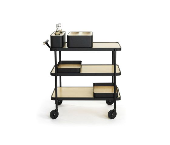 Tea-trolleys-Bar-trolleys   Complementary furniture   Exo. Check it out on Architonic