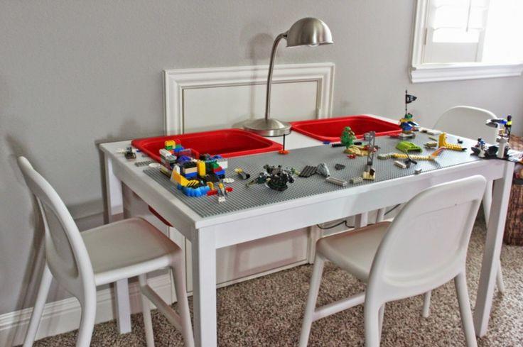 Die besten 25+ Lego tisch mit 2 stühlen Ideen auf Pinterest Ikea - ecke sinnvoll nutzen ideen dort passen wurde
