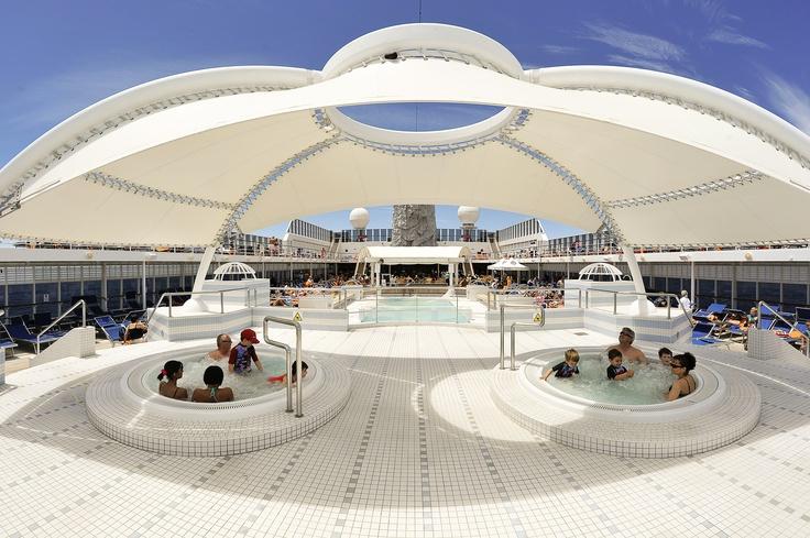 MSC Cruceros, Sinfonia   www.crucerista.net #cruceros #viajes #vacaciones #msc