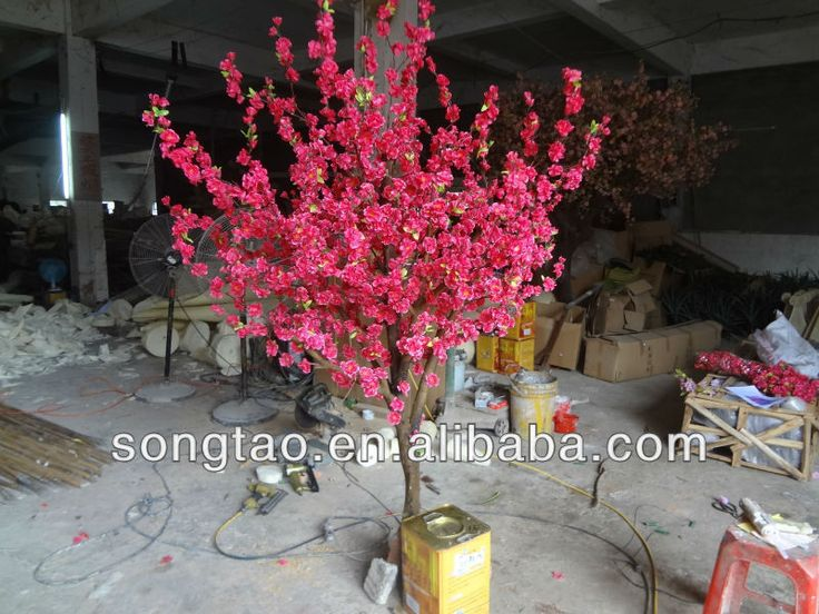 10 best images about arbol cerezo flor cherry blosson on for Adornos para el hogar