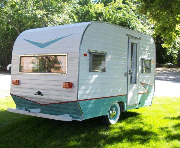 best 20 vintage campers for sale ideas on pinterest retro caravan for sale vintage camper. Black Bedroom Furniture Sets. Home Design Ideas