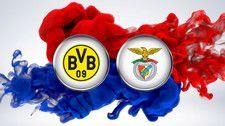 Fußball: UEFA Champions League Borussia Dortmund - Benfica Lissabon, Achtelfinale Rückspiel Mittwoch I